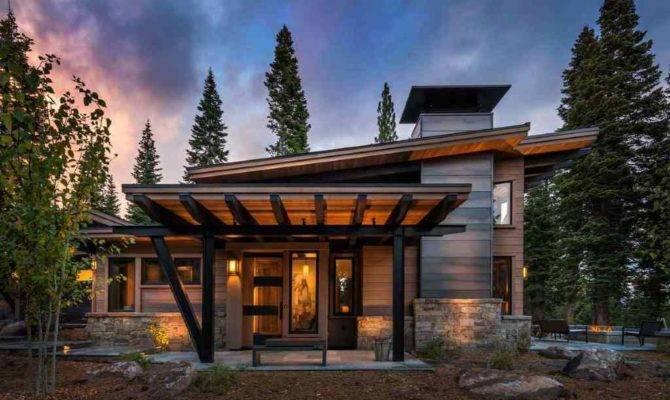 Modern Cabin Floor Plans Decoration House Plan