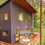 Modern Cabin Plans Loft Colors House Plan