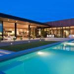 Modern Cabinet Sunset Strip Luxury House