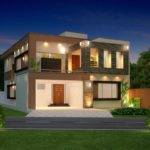 Modern Cheap House Plans Lighting Plan