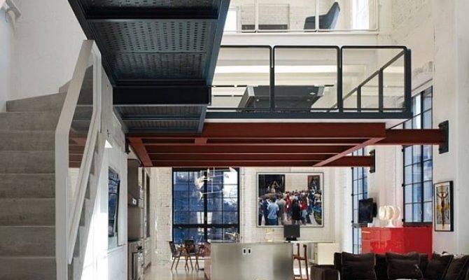 Modern Chicago Loft Interior Design