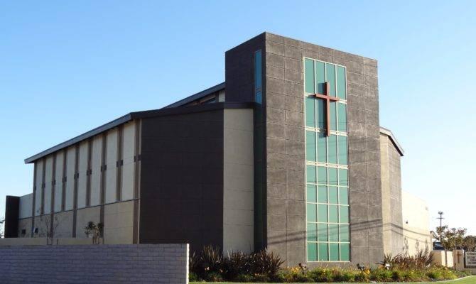 Modern Church Building Designs House Plans 79786