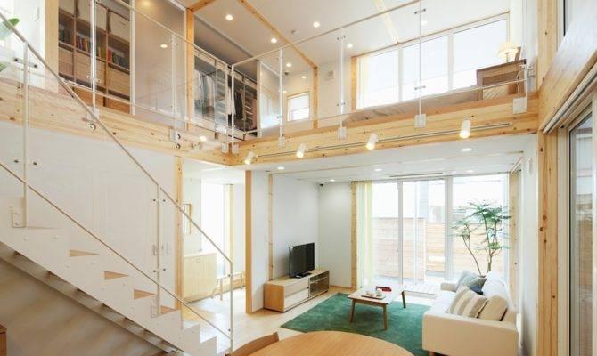 Modern City Loft Design Olpos