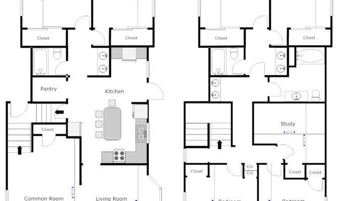 Modern Coffee Shop Floor Plan Design Elegant