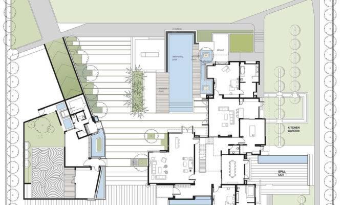 Modern Contemporary Farmhouse Plans Brucall