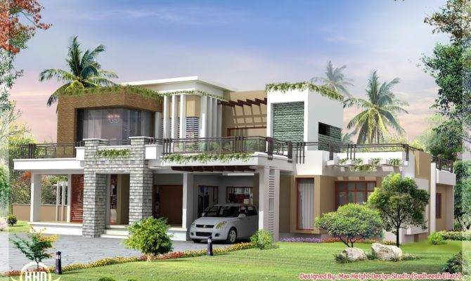 Modern Contemporary Home Design Architecture House Plans