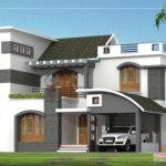 Modern Contemporary Home Design Kerala