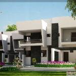 Modern Contemporary Home Elevations Architecture House Plans