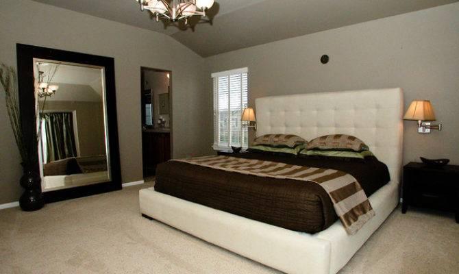 Modern Contemporary Master Suite Colorado