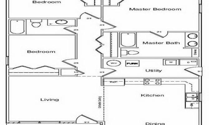Modern Cottage Floor Plans Home Interior Design