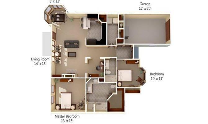 Modern Cottage Floor Plans