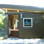 Modern Cottage Mother Law House Prefab Steel Building