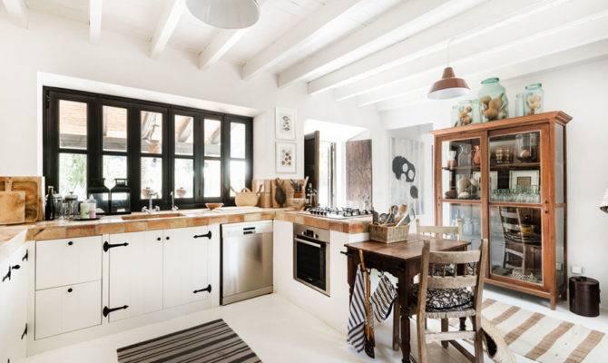 Modern Country Interiors Design Simplicity