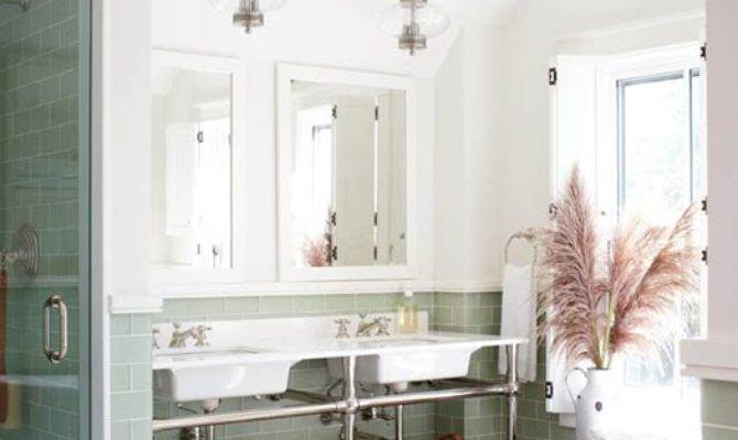 Modern Country Style Bathroom