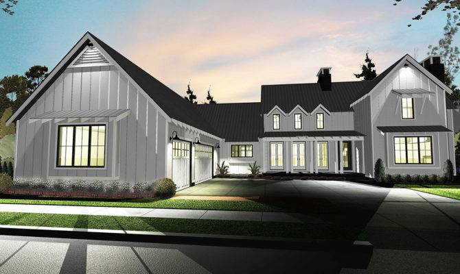 Modern Countryouse Plans Small Poultry Farm House Designs