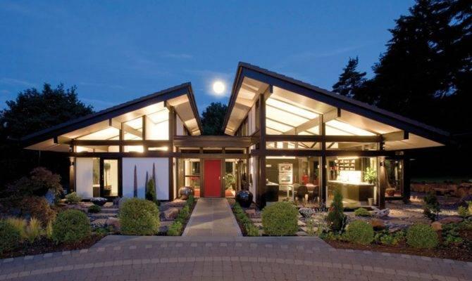 Modern Craftsman Floor Plans Bungalow House Plan