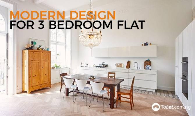 Modern Design Bedroom Flat Propertypro Insider