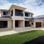 Modern Dream Home Beautiful Exterior Design Bright