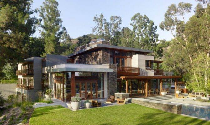Modern Dream Home Designed Rockefeller Partners Architects