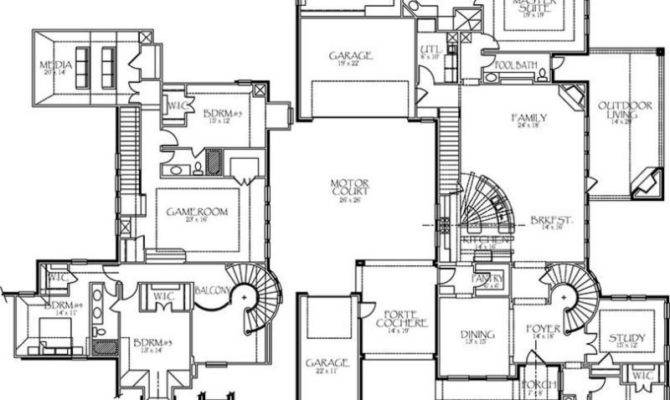 Modern Dunphy House Floor Plan Awesome