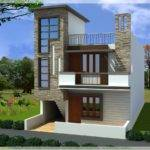 Modern Duplex Home Plans Style House Plan