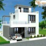 Modern Duplex House Design Get Plan