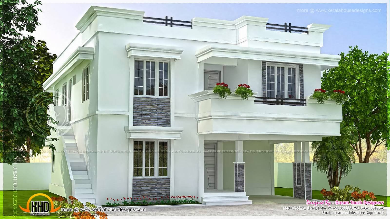 Modern Duplex House Plans Designs Exterior Home Design House Plans 42933