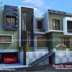 Modern Duplex House Plans Designs Photos