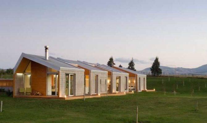 Modern Eco Friendly Home Design Contemporary Green