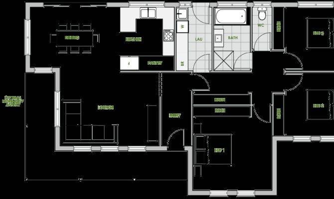 Modern Energy Efficient House Plans Canunda