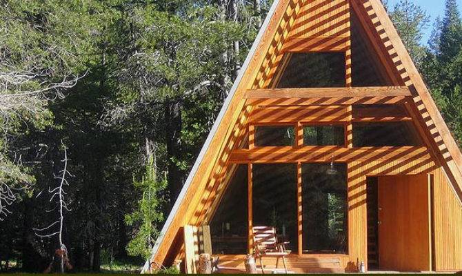 Modern Far Meadow Three Very Cool Cabins Yosemite Can Rent