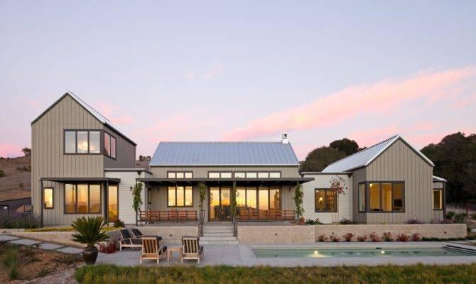 Modern Farmhouse Arroyo Grande Semmes Builders Inc