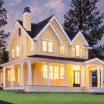 Modern Farmhouse Design Plans House Plan Building