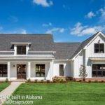 Modern Farmhouse Plan Bonus Room