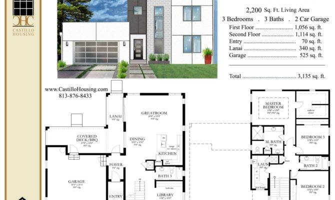 Modern Floor Plan Villa Joy Studio Design Best Home