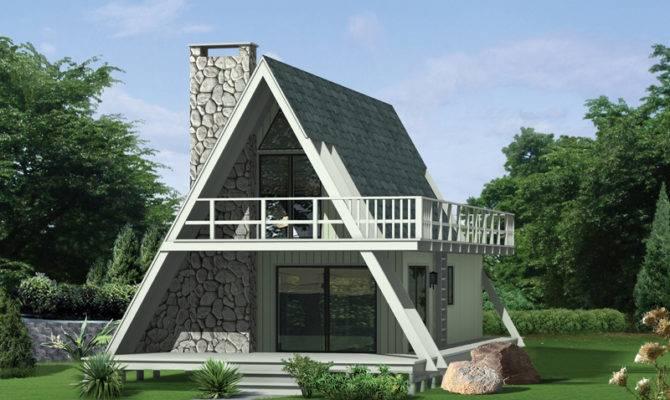 Modern Frame House Plans