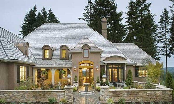 Modern French Country House Plans Fresh
