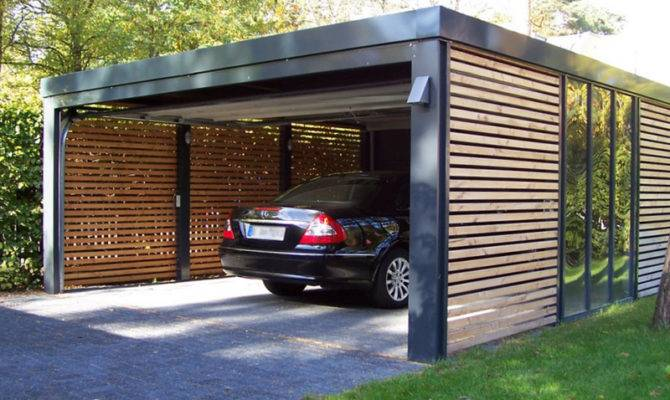 Modern Garage Design Ideas Furniturefanz