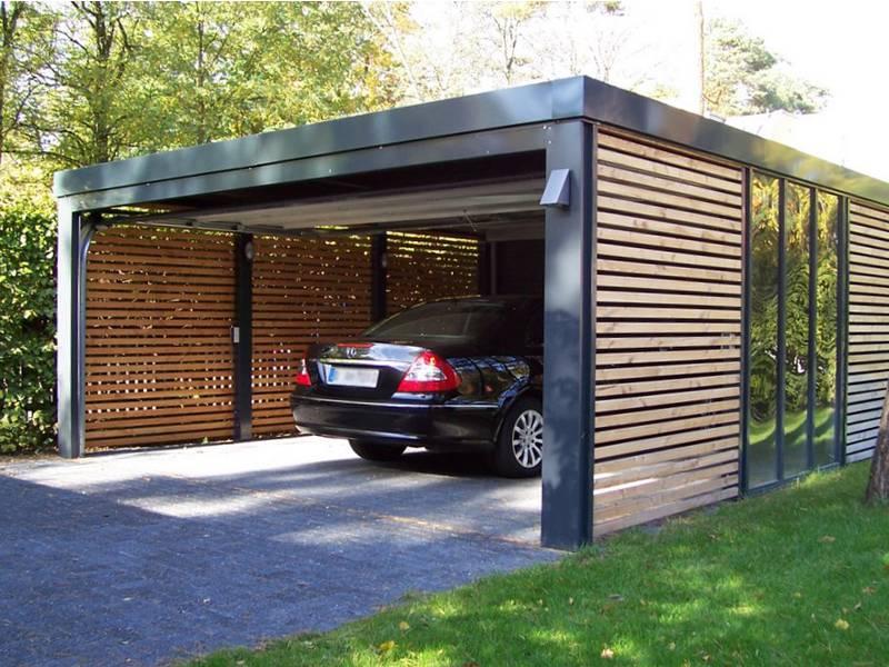 Modern Garage Design Ideas Furniturefanz House Plans 34095