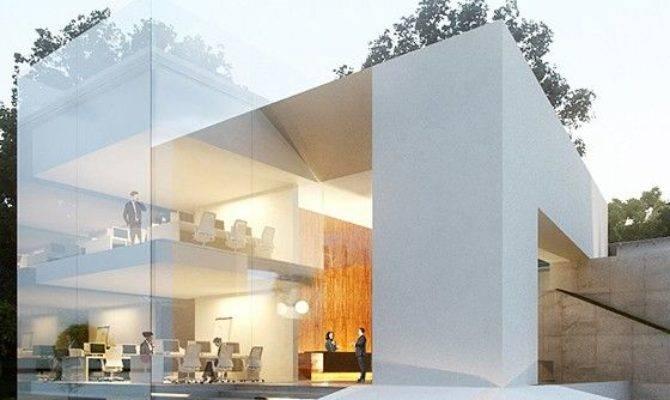Modern Home Contemporary Architecture Minimal Design