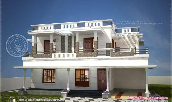 Modern Home Design Alappuzha Kerala House Plans