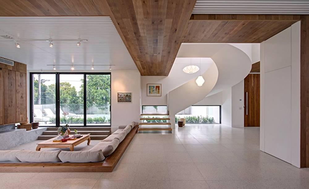 Modern Home Design Interior Architecture House Plans 84675