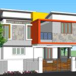 Modern Home Design Kerala