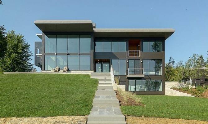 Modern Home Design Usa Reflecting Grandeur Edgewater