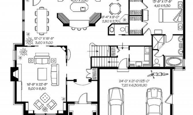Modern Home Designs Floor Plans Gurus