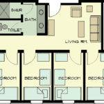 Modern Home Designs Minimalist House Floor Plans Design