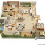 Modern Home Floor Plans House Pinterest