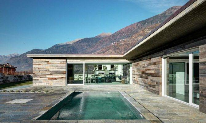 Modern Home Italy Rocks Stone Surfaces Freshome