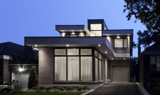 Modern Home Minimalist Interiors Altius Architecture Toronto