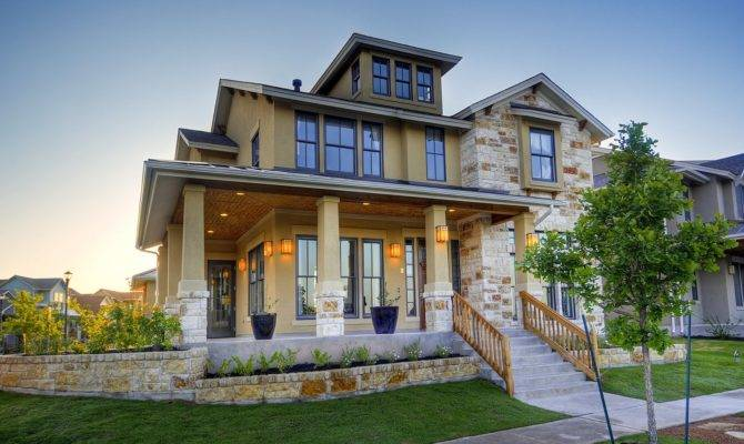 Modern Homes Designs Front Views Texas Home Decorating